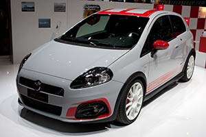 Click here to open the Fiat Abarth Grande Punto SuperSport gallery