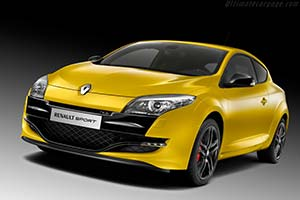 Click here to open the Renault Mégane Coupé R.S. 250 gallery