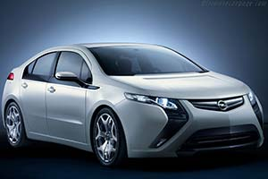 Click here to open the Opel Ampera gallery