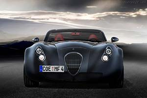 Click here to open the Wiesmann Roadster MF4-S gallery
