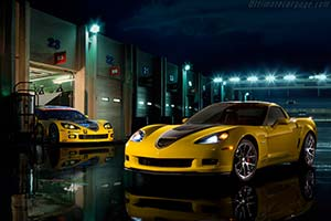 Click here to open the Chevrolet C6 Corvette GT1 Championship Edition gallery