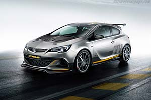 Click here to open the Vauxhall Astra VXR Extreme gallery