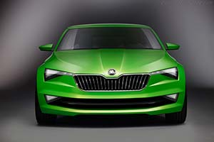 Click here to open the Skoda VisionC gallery