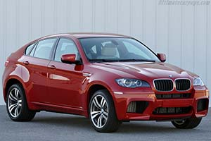 Click here to open the BMW X6 M gallery