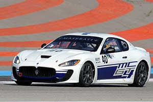 Click here to open the Maserati GranTurismo MC gallery