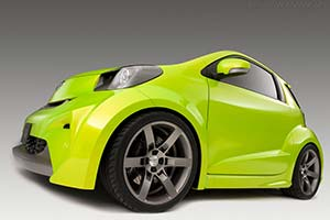 Click here to open the Scion iQ Concept gallery
