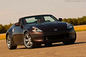 Click here to open the Nissan 370Z Roadster gallery