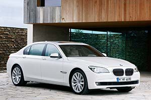 Click here to open the BMW 760Li gallery