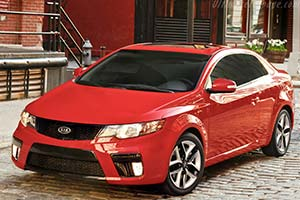 Click here to open the Kia Forte Koup gallery