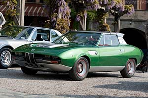 Click here to open the BMW 2800 Bertone Spicup gallery
