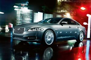 Click here to open the Jaguar XJ gallery