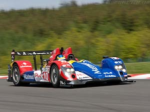 Click here to open the Oreca 01 AIM gallery