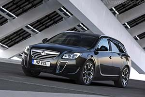 Click here to open the Vauxhall Insignia VXR Sports Tourer gallery