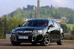 Click here to open the Opel Insignia OPC Sports Tourer gallery