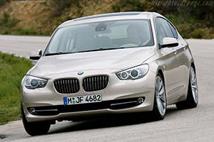 Click here to open the BMW 550i Gran Turismo gallery