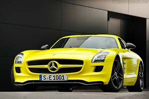 Click here to open the Mercedes-Benz SLS AMG E-Cell Concept gallery