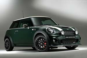 Click here to open the MINI Cooper Mk II S JCW World Championship 50 gallery