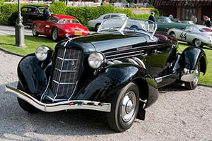 Click here to open the Auburn 852 SC Speedster gallery