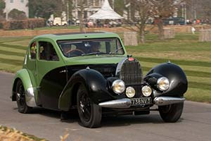 Click here to open the Bugatti Type 57 C Coupé Aerodynamique gallery