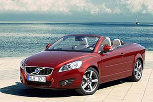 Click here to open the Volvo C70 gallery