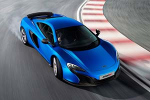 Click here to open the McLaren 650S Coupé gallery