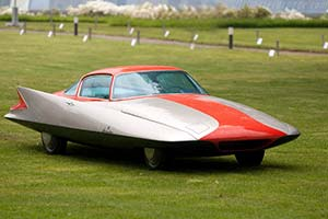 Click here to open the Ghia Streamline X 'Gilda' Concept  gallery