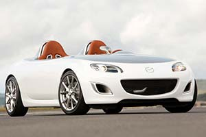 Click here to open the Mazda MX-5 Superlight gallery