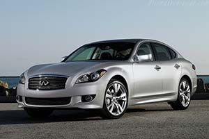 Click here to open the Infiniti M37 gallery