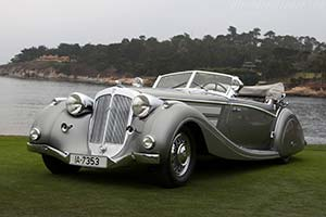 Click here to open the Horch 853 Voll & Ruhrbeck Sport Cabriolet gallery