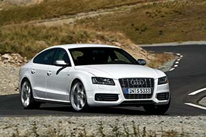 Click here to open the Audi S5 Sportback gallery