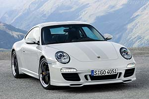 Click here to open the Porsche 997 Sport Classic gallery