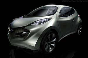 Click here to open the Hyundai ix-Metro Concept gallery