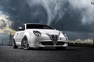 Click here to open the Alfa Romeo MiTo QV gallery