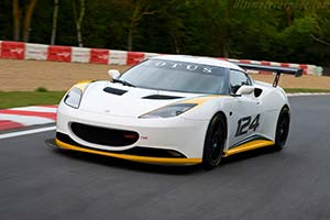 Click here to open the Lotus Evora Type 124 gallery