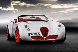 Click here to open the Wiesmann Roadster MF5 gallery
