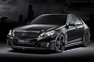 Click here to open the Brabus E V12 'One-of-Ten' gallery