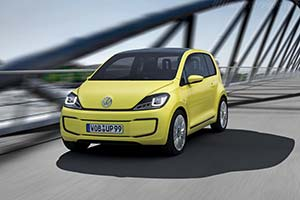 Click here to open the Volkswagen E-Up! Concept gallery