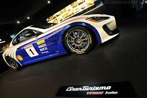 Click here to open the Maserati GranTurismo MC Trofeo gallery