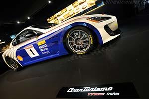 Click here to open the Maserati GranTurismo MC Trofeo gallery