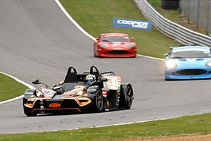 Click here to open the KTM X-Bow GT4 gallery