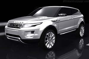 Click here to open the Land Rover LRX gallery