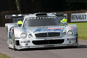Click here to open the Mercedes-Benz CLK-GTR gallery