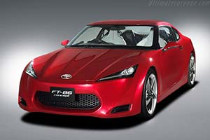Click here to open the Toyota FT-86 Concept gallery