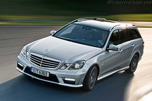 Click here to open the Mercedes-Benz E 63 AMG Estate gallery
