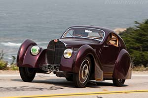 Click here to open the Bugatti Type 51 Dubos Coupé gallery