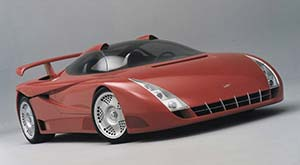 Click here to open the Fioravanti F100 Concept gallery