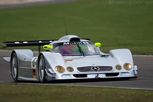 Click here to open the Mercedes-Benz CLR gallery