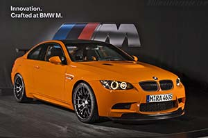 Click here to open the BMW E92 M3 GTS gallery