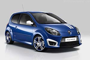 Click here to open the Renault Twingo Gordini R.S. gallery