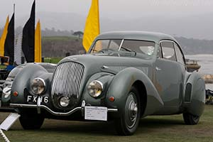 Click here to open the Bentley 4¼ Litre 'Embiricos' Special gallery